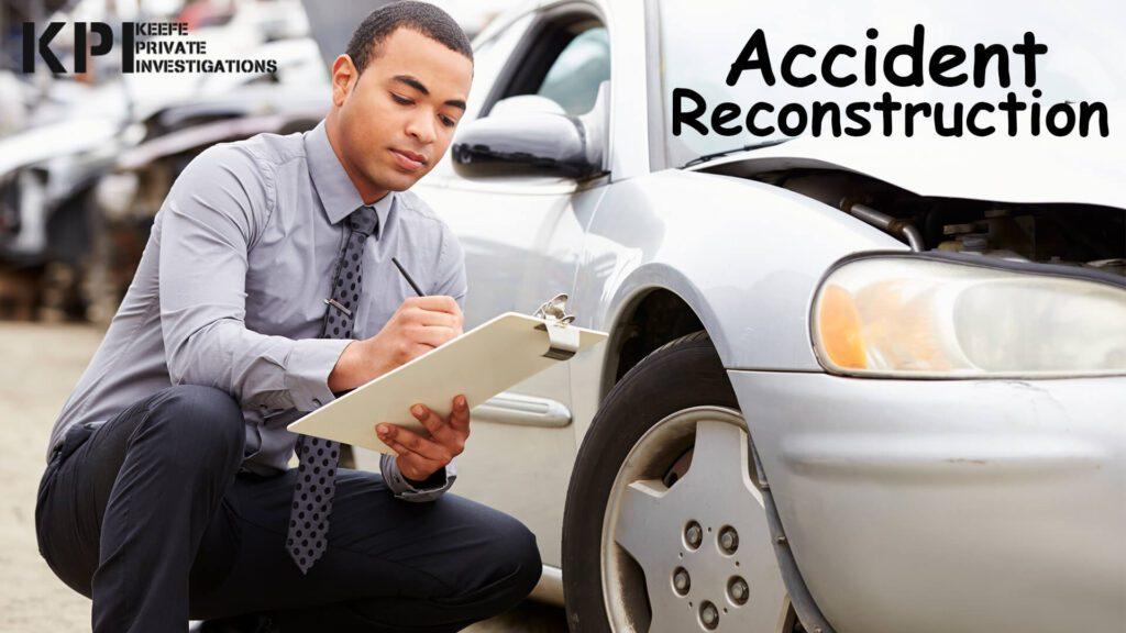 Accident / Reconstruction