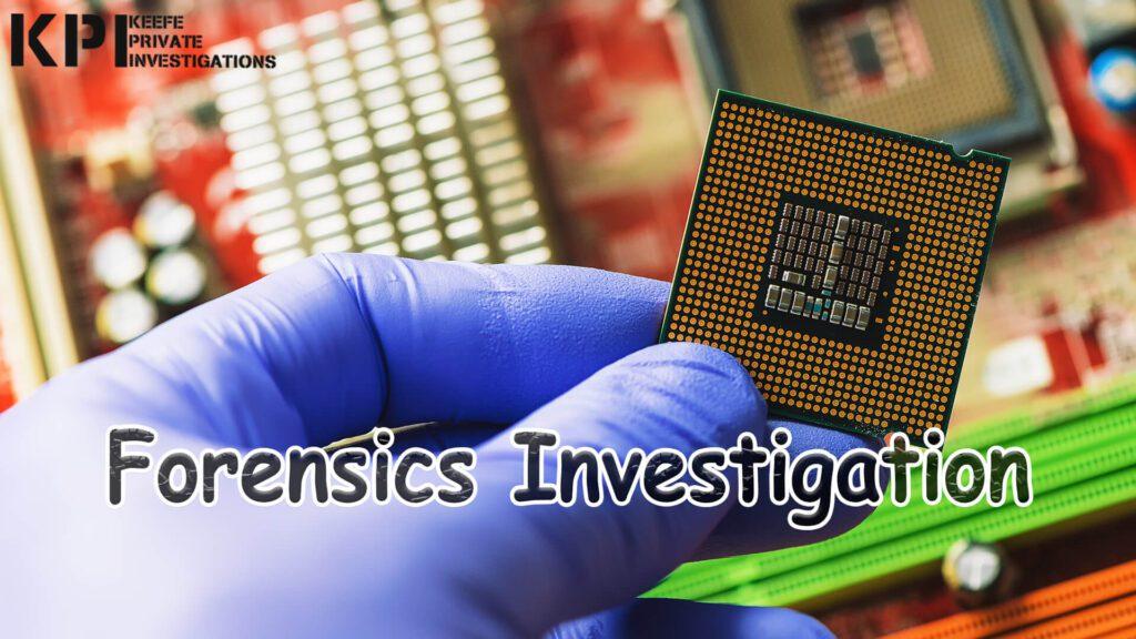 Forensics Investigation